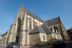 Eglise Saint-Martin -  Eglise de Bergues