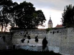 Enceinte fortifiée - L'enceinte fortifiée de Bergues.