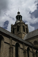 Eglise Saint-Jean-Baptiste -  the church of Bourbourg