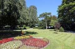 Jardin public du Moulin de Cassel - Nederlands: Cassel (département du Nord, Frankrijk): stadspark