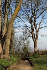 Jardin public du Moulin de Cassel - Nederlands: Cassel (département du Nord, Frankrijk): gemeentelijk park