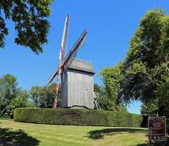 Moulin de l'Etendard - Nederlands: Cassel (département du Nord, Frankrijk): de molen