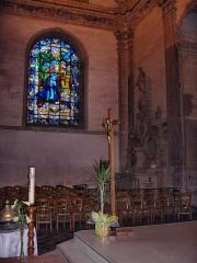 Eglise Saint-Martin - English: Left transept of the abbatial church of Saint-Martin (17th century)  Le Cateau Cambrésis, France