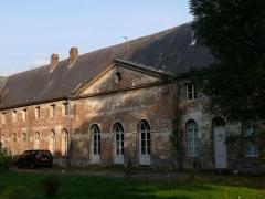 Ancien couvent des Capucins, dans le Jardin des Plantes - English: The former convent of Capucins, in Douai (Nord, France).