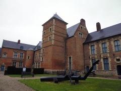 Ancien couvent des Chartreux - Bâtiment Renaissance du Musée de la Chartreuse de Douai