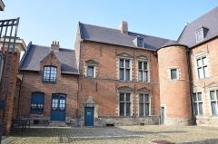 Ancien couvent des Chartreux -  Musée de la Chartreuse - Extérieur
