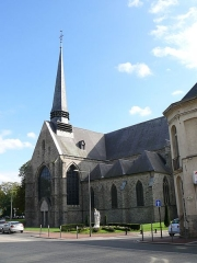 Eglise Notre-Dame - English: Our-Lady's church in Douai (Nord, France).