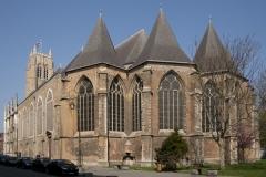 Eglise Saint-Eloi - English: L'église Saint-Éloi; Dunkerque; Nord-Pas-de-Calais, Nord, France; ref: PM_001780_F_Dunkerque;;; Photographer: Paul M.R. Maeyaert; www.pmrmaeyaert.eu, © Paul M.R. Maeyaert; pmrmaeyaert@gmail.com; Cultural heritage; Europe/France/Dunkerque