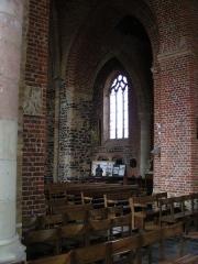 Eglise Saint-Folquin - Pas de