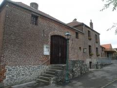 Ancienne poterie Gibon - Français:   Musée de la Faïence et de la Poterie de Ferrière-la-Petite