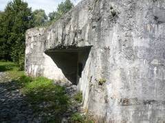 Ancienne fosse du Sarteau - English: Pit Sarteau n° 1 at Fresnes-sur-Escaut, Nord, Nord-Pas-de-Calais, France