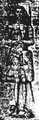 Vestiges de l'ancienne collégiale Saint-Pierre - English: Baldwin V, Count of Flanders