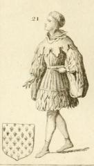 Vestiges de l'ancienne collégiale Saint-Pierre - Čeština: Jean de Bourgogne (1415-1491)