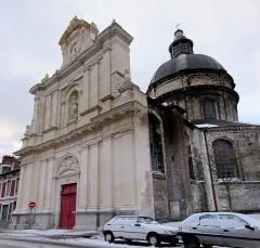 Eglise Sainte-Marie-Madeleine - L'église Sainte Marie-Madeleine de Lille (Nord).