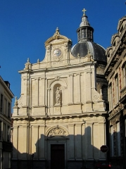 Eglise Sainte-Marie-Madeleine - L'Église Sainte-Marie-Madeleine de Lille.