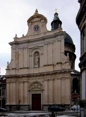 Eglise Sainte-Marie-Madeleine - L'ancienne église Sainte-Marie-Madeleine de Lille.
