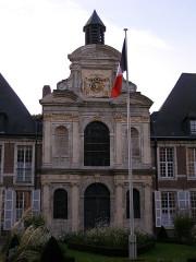 Ancien fort Saint-Sauveur - Polski: Lille - Kaplica przy Reducie
