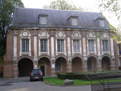 Hôpital Saint-Sauveur - Polski: Lille - dawny szpital Zbawiciela