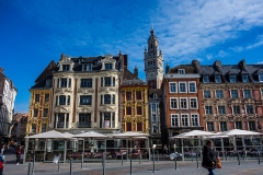 Immeubles - English: France - Lille