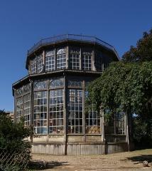 Palais Rameau - Català: Lilla (França): Palau Rameau, Hivernacle