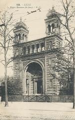Palais Rameau -  Lille - 126 - Palais Rameau de face