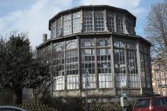 Palais Rameau - Deutsch: Wintergarten des Palais Rameau in Lille im Département Nord (Hauts-de-France/Frankreich)