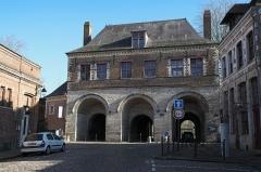 Porte de Gand et ensemble des fortifications - Deutsch: Porte de Gand in Lille im Département Nord (Hauts-de-France/Frankreich)