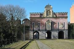 Porte de Roubaix - Deutsch: Porte de Roubaix in Lille im Département Nord (Hauts-de-France/Frankreich)