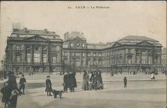 Préfecture -  Lille - 20 - La Prefecture
