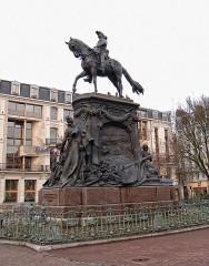 Statue de Faidherbe -  General