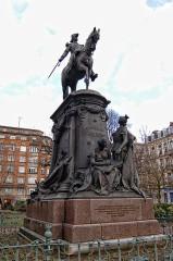 Statue de Faidherbe -  General Faidherbe