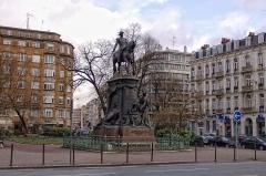Statue de Faidherbe -  General Faidherbe 18-02-2006