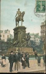 Statue de Faidherbe -  Lille - 1 - Monument general Faidherbe