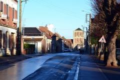 Ancienne abbaye - Abbaye de Marchiennes - entrée secondaire