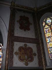 Eglise Saint-Vincent - English: Saint-Vincent's church in Marcq-en-Barœul (Nord, France).