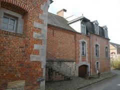 Ancienne abbaye -  batiment de l'ancienne abbaye de Maroilles