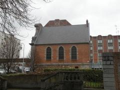 Hôpital Militaire - Français:   Chapelle du collège des Jésuites de Maubeuge