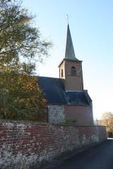 Eglise Saint-Achard -  Mecquignies