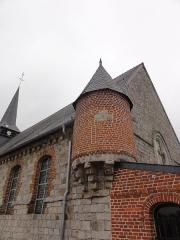 Eglise Sainte-Elisabeth -  Église Sainte-Elisabeth de Neuville-en-Avesnois