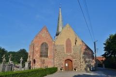 Eglise Saint-Omer - English: église St Omer
