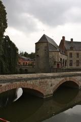 Château et sa chapelle -  Château de Potelle