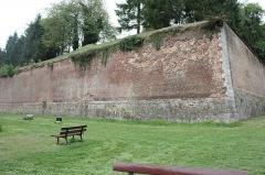 Remparts -  Citadelle du Quesnoy