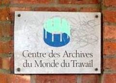 Usine Motte-Bossut, actuellement centre des archives du monde du travail - Français:   Photographie du fr:Centre des archives du monde du travail (C.A.M.T) Ã fr:Roubaix (fr:Nord-Pas-de-Calais). Photographe: Yann BONGUARDO Date: 11 juillet 2003