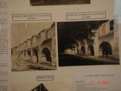 Abbaye de Vaucelles -  1971 Abbaye de vaucelles cotés du bâtiemnt claustral