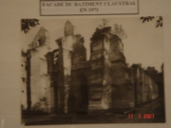Abbaye de Vaucelles -  Abbaye de vaucelles 1971