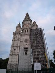 Ancienne église abbatiale - English: Saint-Amand-les-Eaux, France.