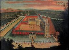 Hôtel de ville -  Abbaye de st amand les eaux histoire