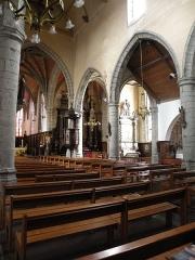 Eglise Saint-Pierre -  Église Saint-Pierre-Saint-Paul de Solre-le-Château