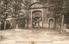 Ancien prieuré de Beaurepaire - English: Somain, Nord-Pas-de-Calais, France.