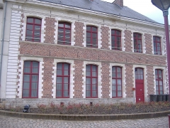 Ancien prieuré de Beaurepaire - English: Somain - Prieuré de Beaurepaire
